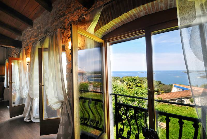 Authentic Stone House with Sea View - Vrsar